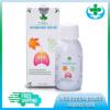 Siro kháng khuẩn - detox phổi an toàn với sức khỏe