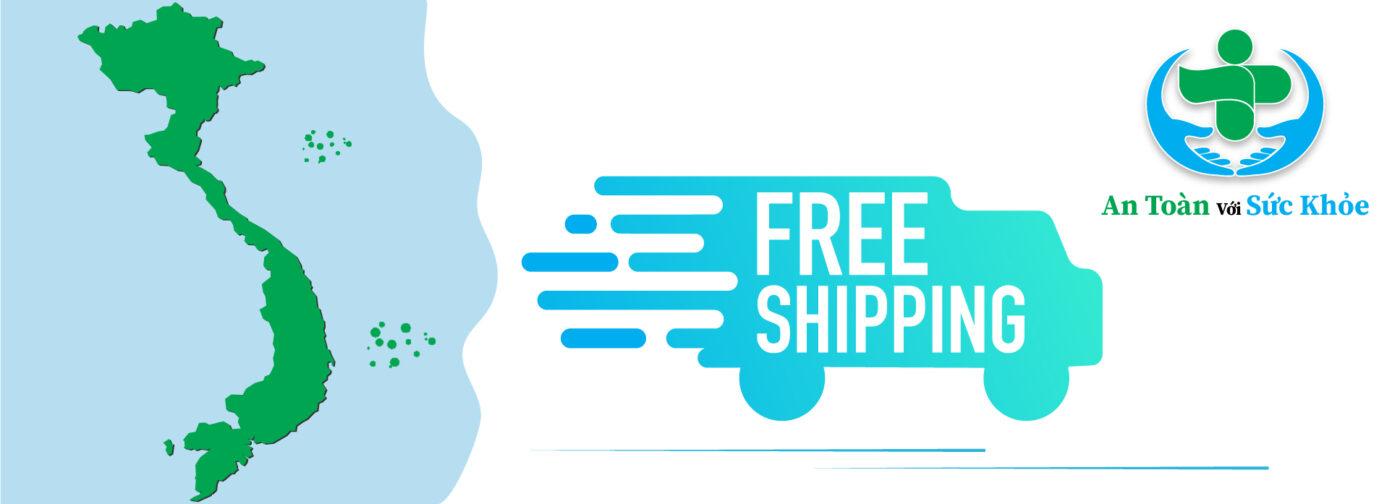 Free ship trên toàn quốc